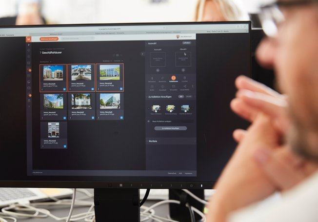 Digital Asset Management mit professionellem DAM-System: Alles auf einen Blick