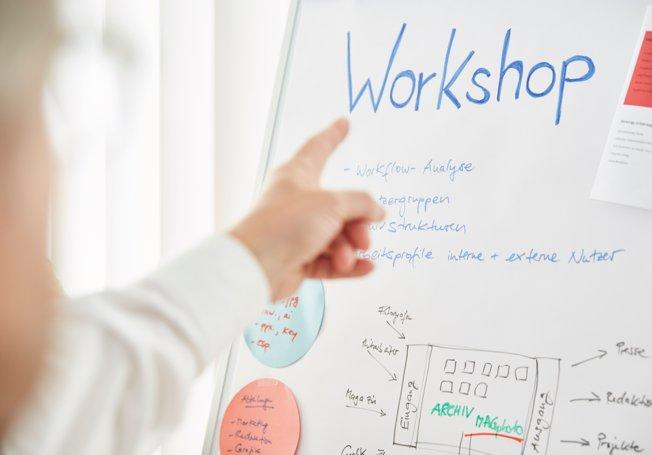 Workshop zur vernetzten Bildverwaltung