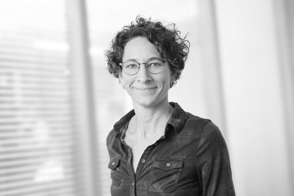 Harriet Scharnberg, Projektleiterin bei MAGmove