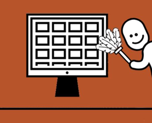 Archivpflege. Kleine Handgriffe für große Ordnung