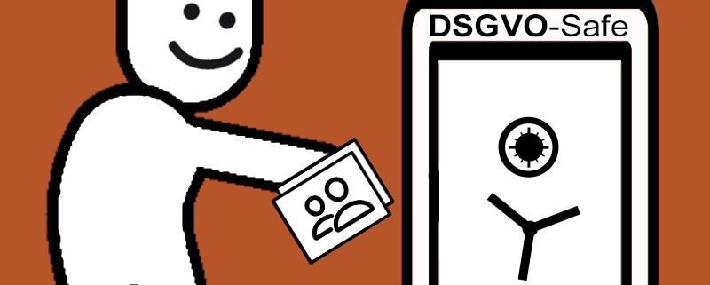Personenbilder im Unternehmen DSGVO-konform verwalten